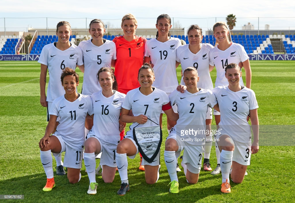 Women's World Cup qualification: New Zealand continue to dominate OFC