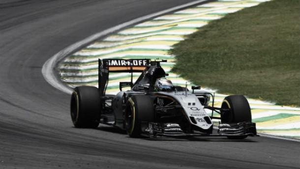 'Checo' saldrá 11° en el GP de Brasil