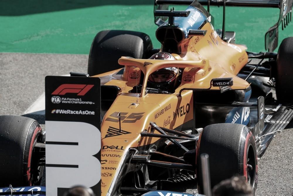 GP Italia: Show de rebufos en Monza