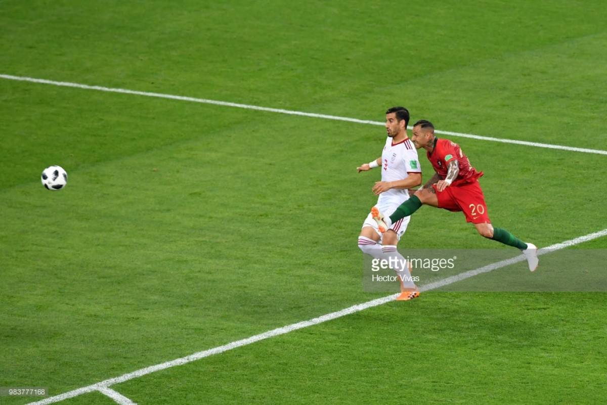 Iran 1-1 Portugal: VAR steals the headlines as Portugal sneak through to the knockout stage