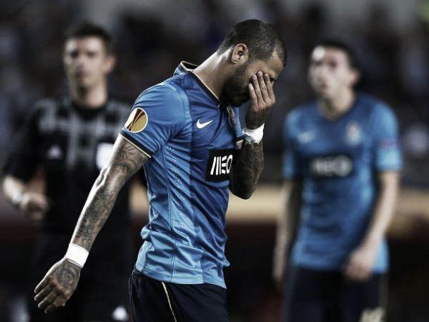 Atropelamento em Sevilha deixa Porto KO