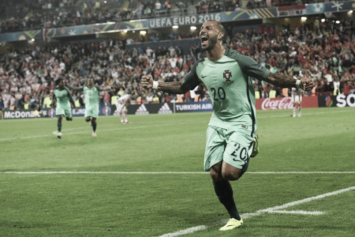 Croatia 0-1 Portugal AET: Quaresma nets late winner to break Croatian hearts