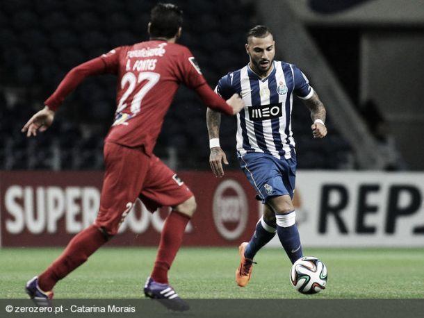FC Porto procura pressionar o Benfica em Penafiel