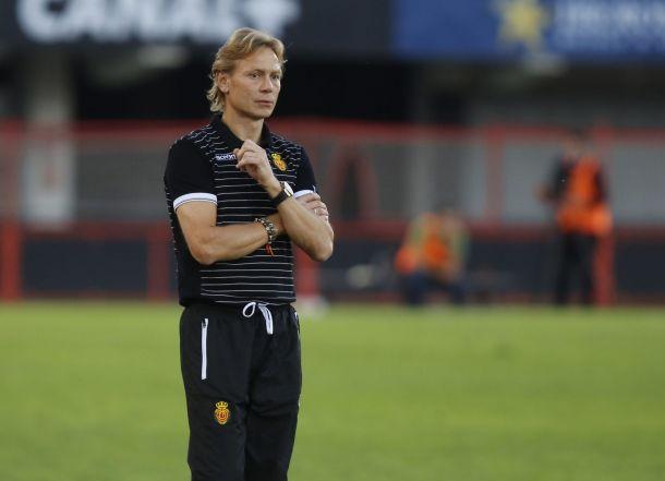 El Mallorca 'rompe' con Karpin y contrata a Soler