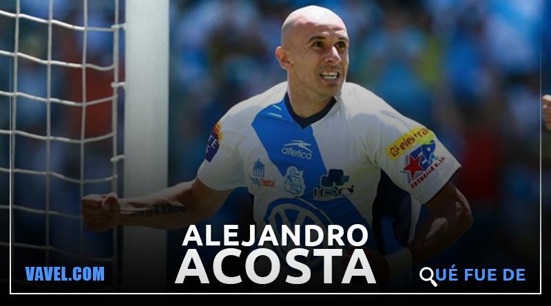 ¿Qué fue de Alejandro 'Pelado' Acosta?