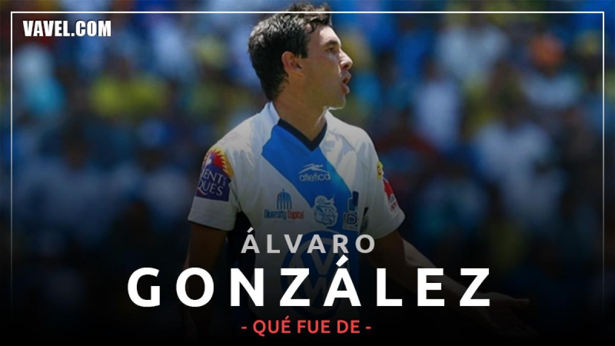 ¿Qué fue de Álvaro 'Bola' González?