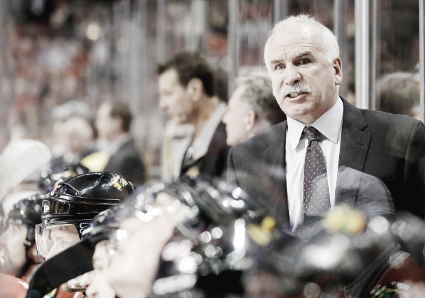 Chicago Blackhawks fire coach Joel Quenneville