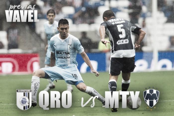 Previa Querétaro - Monterrey: a redimir el camino