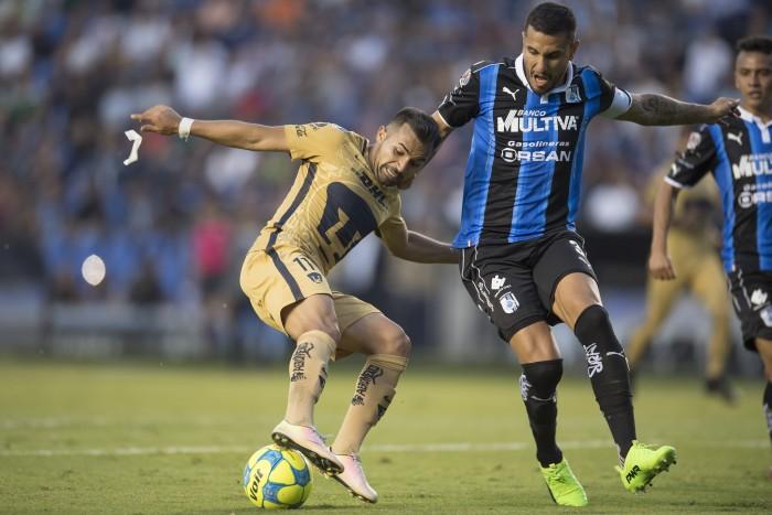 Previa Querétaro - Pumas UNAM: Por un 'Buen Fin' de torneo