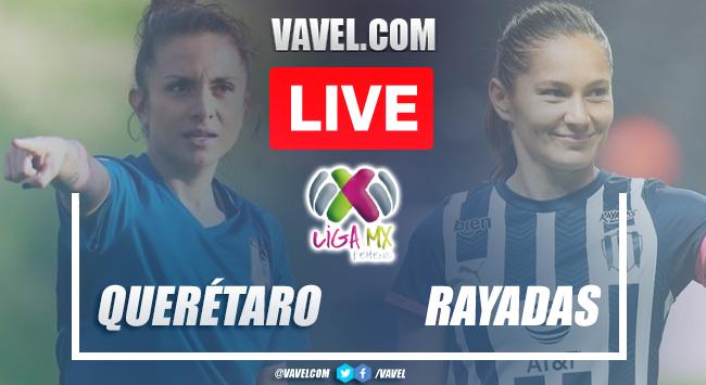 Goals and Highlights: Queretaro vs Rayadas Monterrey (1-1)