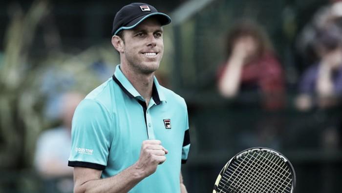 ATP 500 de Washington: Jogando em casa, Querrey vence e encara Monfils; Isner duela com Johnson