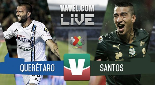 Resultado Querétaro - Santos en Final Clausura MX 2015 (3-0)