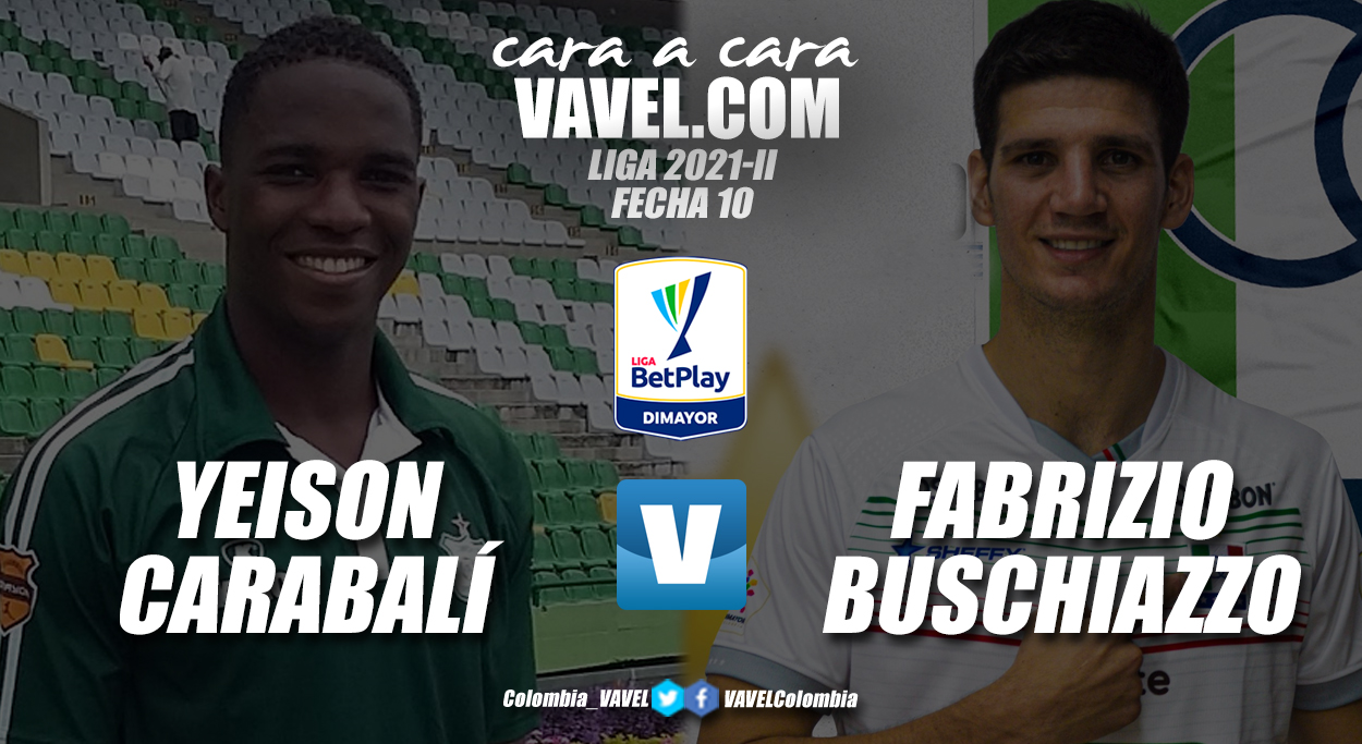 Cara a Cara: Yeison Carabalí vs Fabrizio Buschiazzo