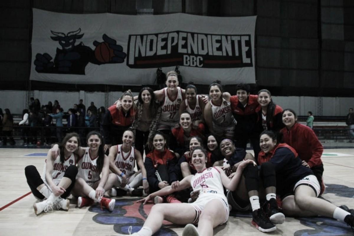 Berazategui y Quimsa definen al campeón