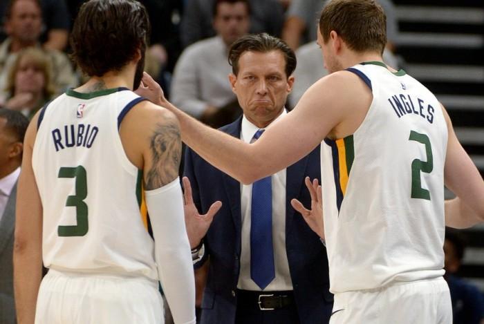 NBA - Cosa fa in attacco la squadra più calda del momento, gli Utah Jazz
