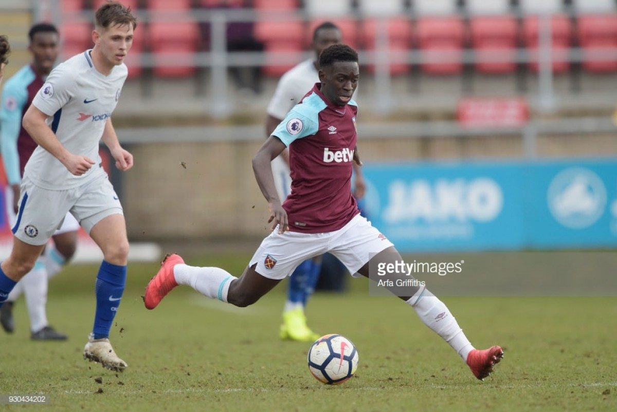 Watford sign Domingos Quina from West Ham on deadline day