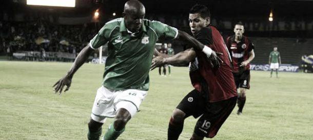 Resultado Cúcuta - Quindío (1-1)