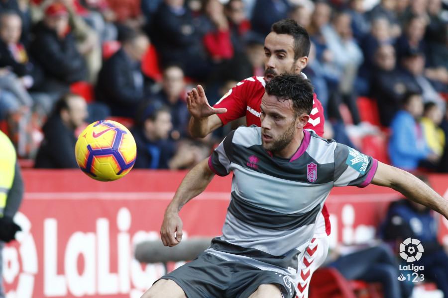 Nástic de Tarragona - Granada CF: puntuaciones del Granada CF, jornada 17 de La Liga 1|2|3