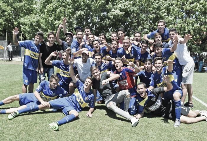 La quinta división se consagró campeón