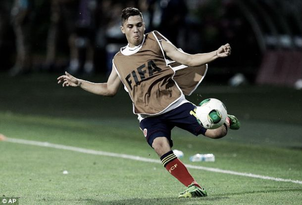 Calcio chama: Quintero pode seguir rumo de Iturbe