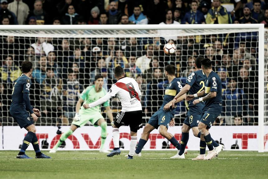 Un gol que valió una Libertadores