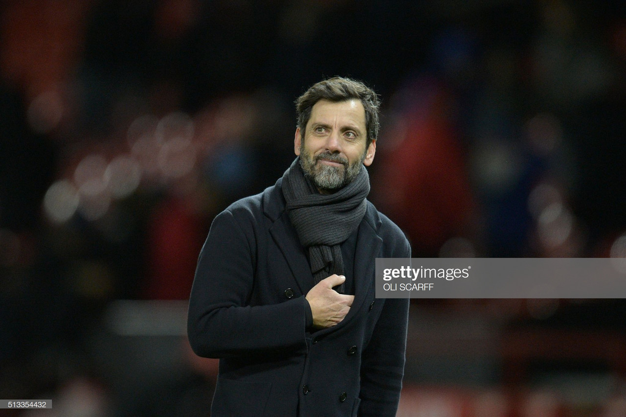 Watford replace Gracia with former boss Sánchez Flores