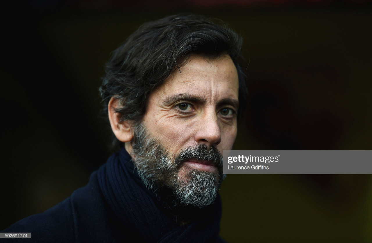 "Sánchez Flores accredits ""good memories"" with return to Watford"