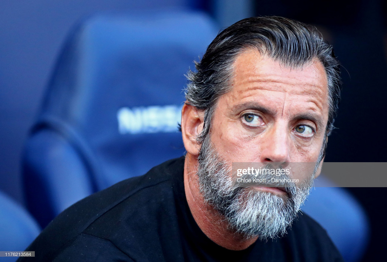 Sánchez Flores mulls over City humiliation