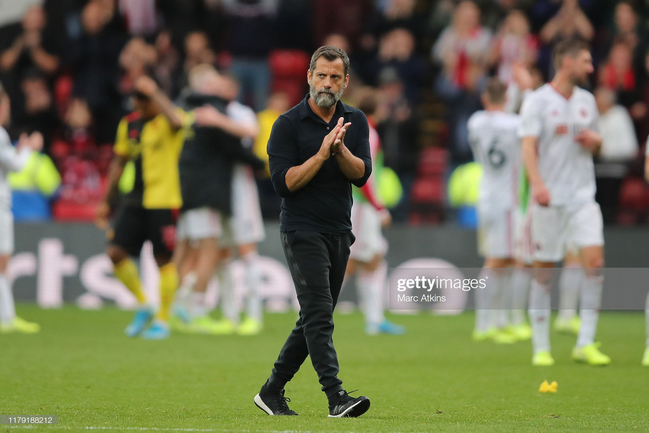 "Sánchez Flores: ""Finally we believe"""