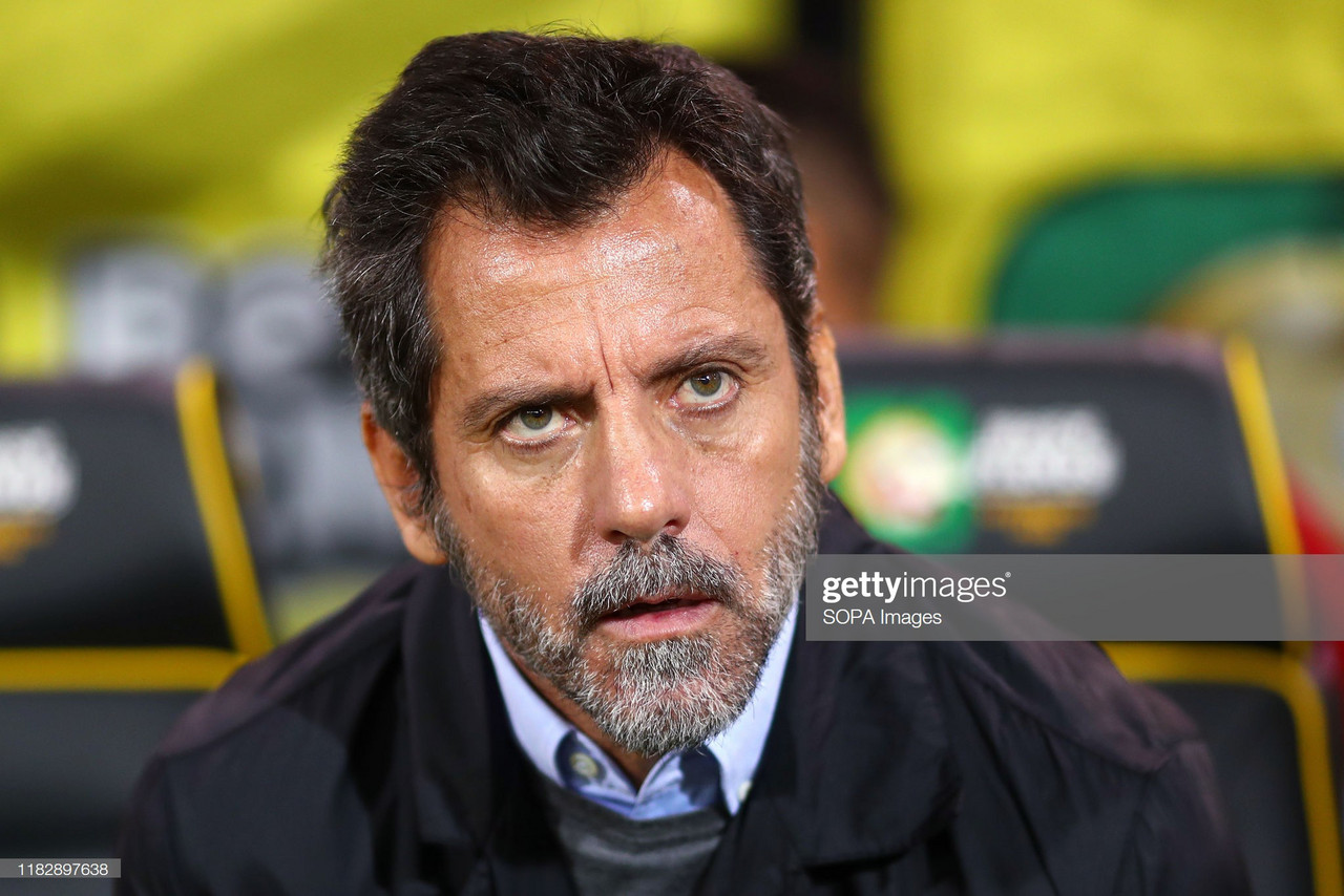 "Sánchez Flores: ""We are ready to fight"""