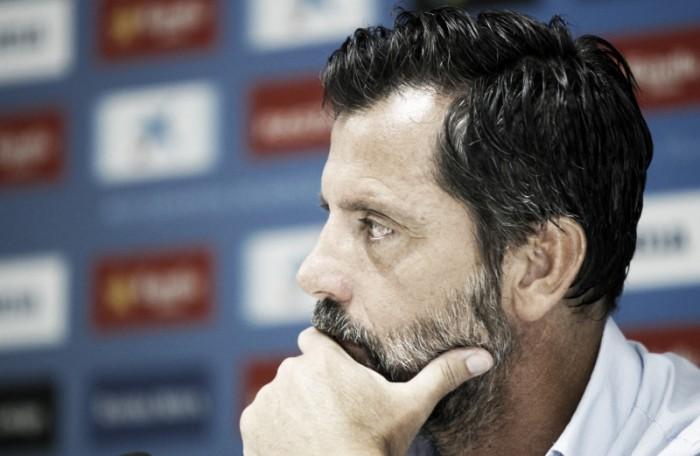 """Quique Sánchez Flores:""""Estamos en un momento mágico"""""""