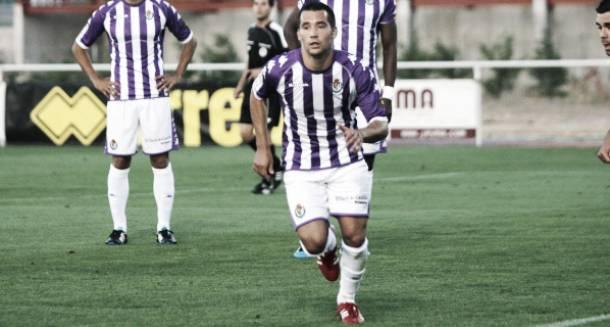 Plantilla Real Valladolid 2013/2014: Quique González