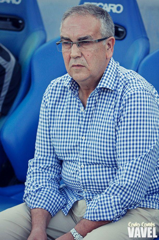 """Quique Hernández: """"Somos conscientes de la situación en la que estamos"""""""