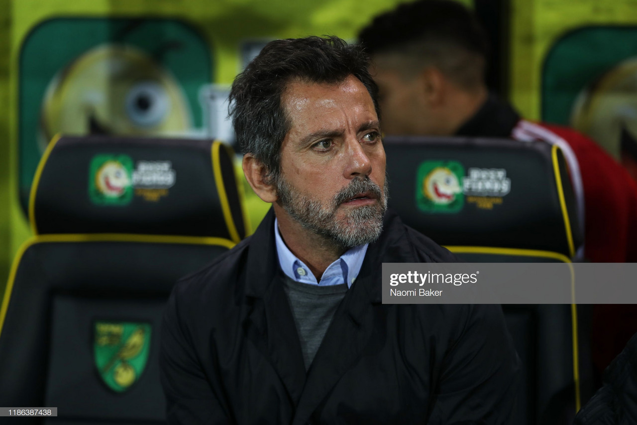 """Sánchez Flores hails """"important win"""""""
