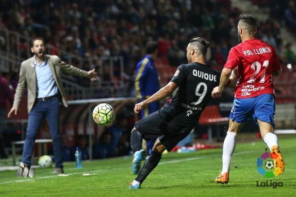 El Nàstic dice adiós a la Copa tras caer en Almería