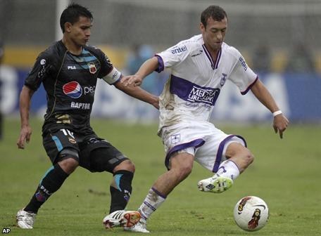 Deportivo Quito venció 2 a 0 a Defensor y lo complica