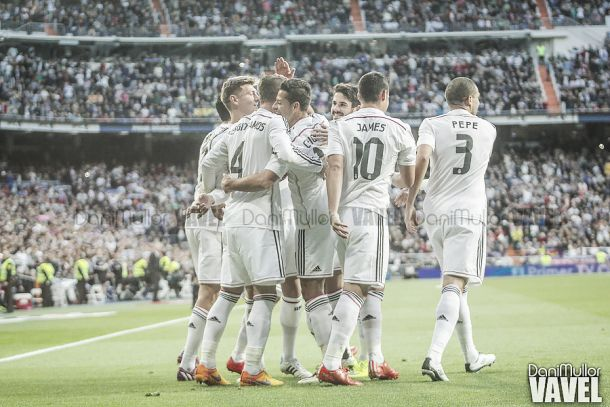 Real Madrid - Málaga: puntuaciones Real Madrid, jornada 32 Liga BBVA