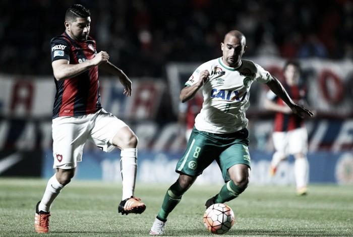 Chapecoense empata com o San Lorenzo e está na final da Copa Sul-Americana (0-0)