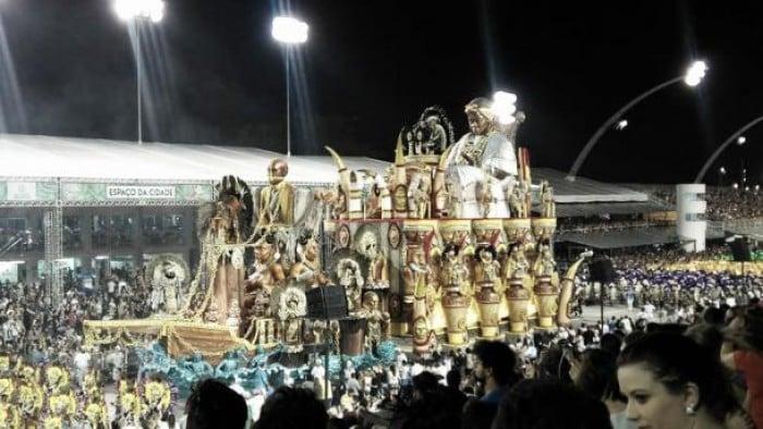 Com homenagem ao Maranhão,Tatuapé é bicampeã do carnaval de São Paulo