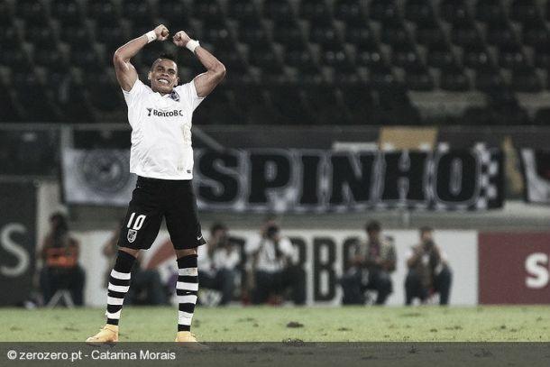 El Vitória Guimarãesvuelve a meterse entre los grandes
