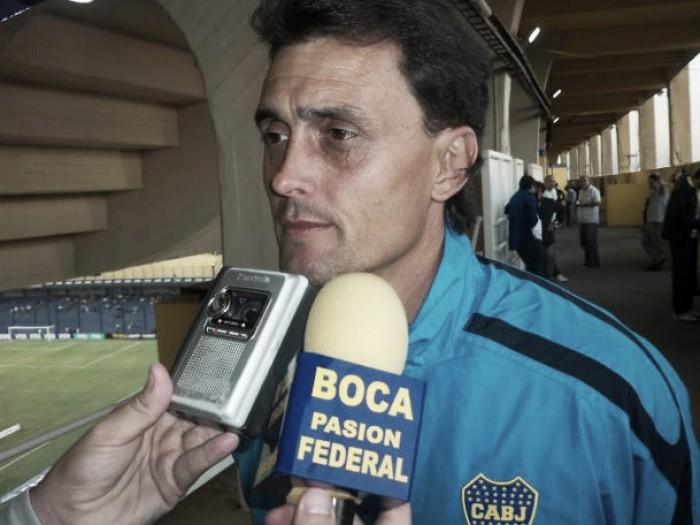 Diego Soñora respaldó lo realizado en las inferiores