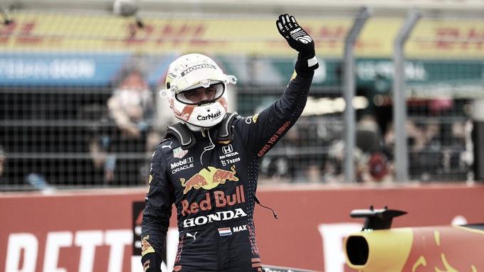 Verstappen es el poleman en Francia