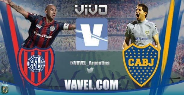 Resultado San Lorenzo de Almagro - Boca Juniors 2014 (2-0)