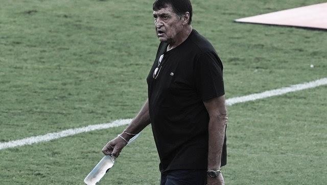 """Falcioni sobre la victoria de Independiente: """"Hicimos un primer tiempo perfecto"""""""
