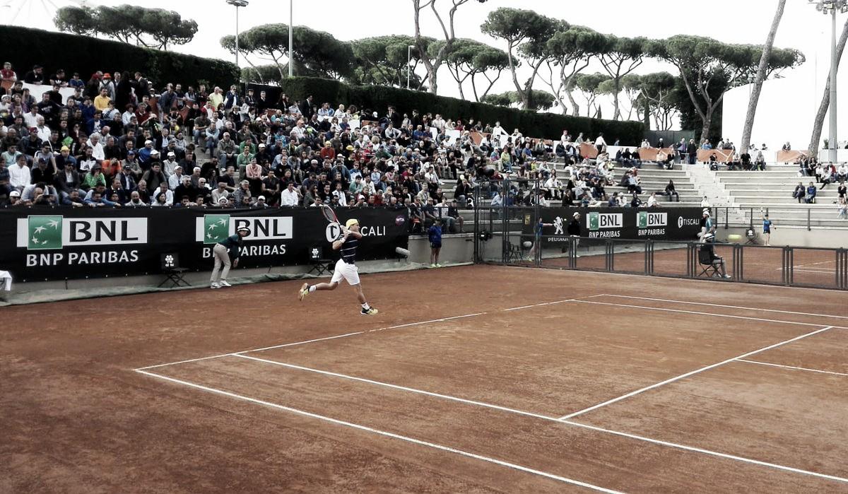 Atp Roma, Fognini stende Thiem. Nadal sul velluto, fuori Dimitrov