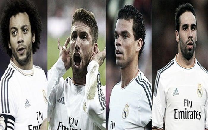 Liga dos Campeões: a defesa do Real Madrid
