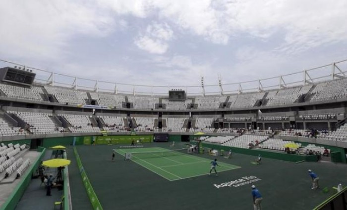 City of Rio Cancels Current Contract on Nearly-Finished Olympic Tennis Center