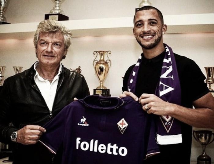 """Fiorentina, ecco Vitor Hugo: """"Mi ispiro a Miranda. Astori mi aiuterà molto"""""""
