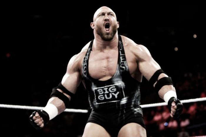 Ryback deja WWE