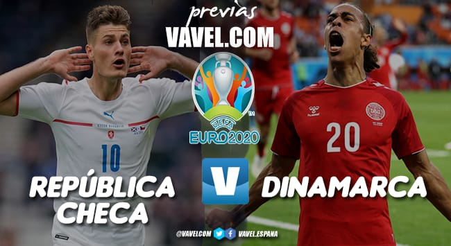 Previa República Checa vs Dinamarca: en busca del sueño